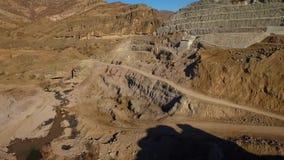 Roca natural Pueblo Turqu?a almacen de metraje de vídeo
