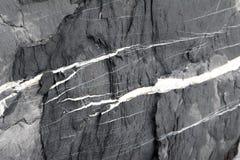 Roca negra Fotografía de archivo libre de regalías
