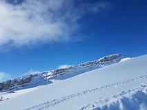 Roca Nevado fotos de archivo libres de regalías