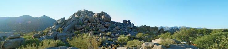 Roca pedregosa Fotografía de archivo