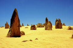 Roca resistida Imagen de archivo