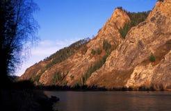 Roca roja 2 Fotografía de archivo libre de regalías