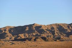 Roca roja en Arizona Hooverdam Foto de archivo