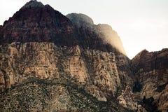 Roca roja, Las Vegas Foto de archivo libre de regalías