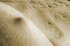 Roca sensual Imagen de archivo