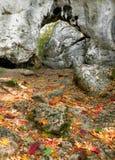 Roca y rodillo imagen de archivo