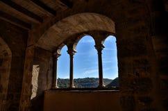 Rocamadour, ένα από το ομορφότερο χωριό στη Γαλλία, θρησκευτικός προορισμός στοκ φωτογραφίες με δικαίωμα ελεύθερης χρήσης