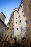 Rocamadour σε Occitan στοκ φωτογραφία με δικαίωμα ελεύθερης χρήσης