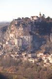 Rocamadour Imagen de archivo libre de regalías