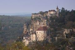 Rocamadour Γαλλία Στοκ Εικόνες