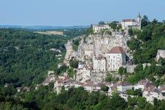 Rocamadour Arkivbild