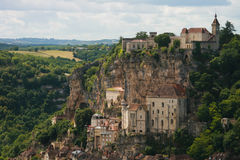 Rocamadour Photographie stock