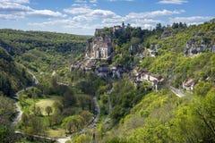 Rocamadour Photo stock