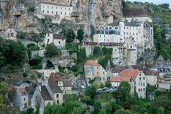 Rocamadour image stock