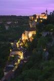 Rocamadour, France Photographie stock libre de droits