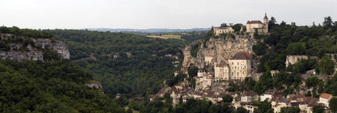 Rocamadour, France Royalty Free Stock Image