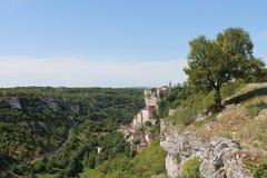 Rocamadour France Dordogne Valley Stock Photos