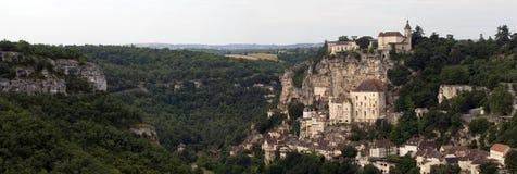 Rocamadour, Francia Imagen de archivo libre de regalías
