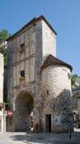 Rocamadour, Francia Immagini Stock Libere da Diritti