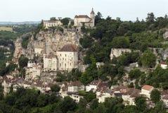 Rocamadour, Frankrijk Stock Afbeelding