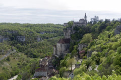 Rocamadour Royalty Free Stock Photos
