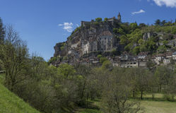 Rocamadour Stock Photo
