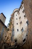 Rocamadour in Occitan Royalty Free Stock Photo
