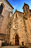 Rocamadour, one of the most beautiful village in France, religious destination Stock Photo