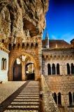 Rocamadour, uno del pueblo más hermoso de Francia, destino religioso imagen de archivo libre de regalías