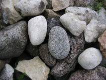 Rocas Imágenes de archivo libres de regalías