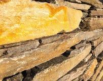 Rocas Foto de archivo libre de regalías