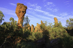 Rocas antiguas 3 Fotografía de archivo