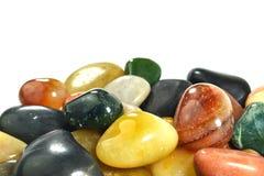 Rocas coloridas Imagenes de archivo