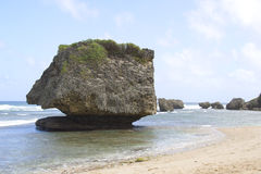 Rocas de Bathsheba Fotos de archivo libres de regalías