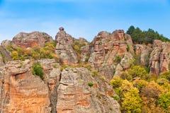 Rocas de Belogradchik Fotos de archivo