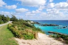 Rocas de Bermudas Foto de archivo