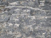 Rocas de Coastal del irlandés Foto de archivo