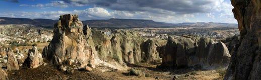 Rocas de Kapadokian Fotografía de archivo