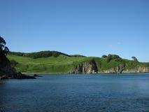Rocas de la costa Imagen de archivo