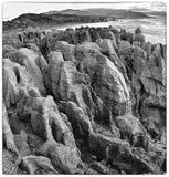 Rocas de la crepe Imagenes de archivo