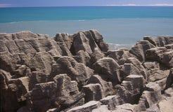 Rocas de la crepe Fotos de archivo