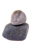 Rocas de la lava del balneario Imagen de archivo