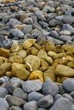 Rocas de la playa fotos de archivo libres de regalías