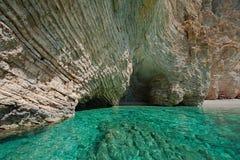 Rocas de la playa 2 del paraíso Fotografía de archivo libre de regalías