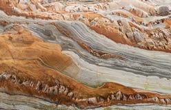 Rocas de la textura Foto de archivo