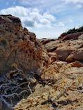 Rocas de las d'entre de Vida Photographie stock libre de droits