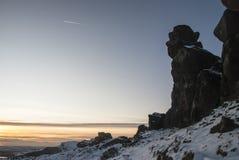 Rocas de Ramshaw Imagen de archivo libre de regalías