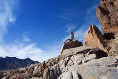 Rocas de Tenerife Imágenes de archivo libres de regalías