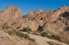 Rocas de Vasquez Foto de archivo
