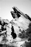 Rocas de Vasquez Imagen de archivo